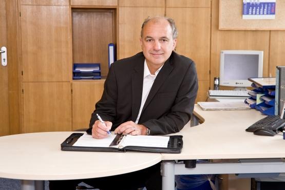 Geschäftsleitung Simon Klaus Müller